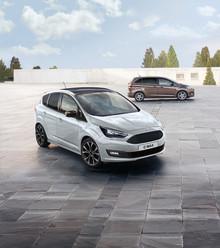 Az új Ford C-MAX Sport még takarékosabb motorral és sportos stílussal fokozza a családi modell vonzerejét