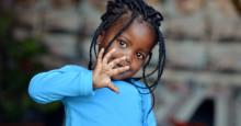 Barnen i fokus under julkampanj