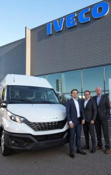 Nordic Truckcenter köper IVECOs verksamhet i Malmö