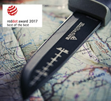 Hultafors friluftskniv tildelt internasjonal designpris