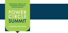 Power Circle Summit, 5 maj 2015