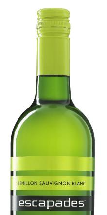 Folkets favorit – Escapades Semillon Sauvignon Blanc