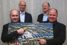 Generösa boenden för seniorer och små lägenheter till förstagångsköpare i centrala Väsby.