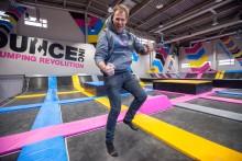 Bounce öppnar sin tredje actionpark och tittar på Skandinavien