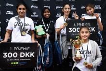 Gellerup-piger vinder guld og sølv ved GAME Finals i København