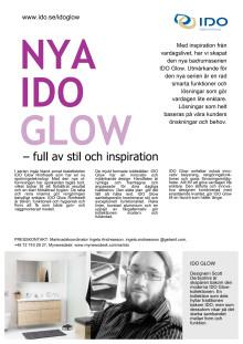 Badrumsrengöring på ett enklare sätt - IDO Glow