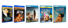 New titles in April from Universal Sony Pictures Home Entertainment