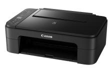 Skriv ut, scanna och kopiera – enkelt. Canon presenterar den nya skrivarserien PIXMA TS3150 med 3 funktioner i en enda enhet