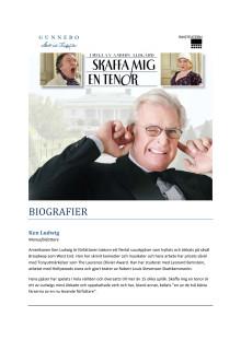 Sommarteater 2009 - Biografier PDF