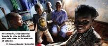 Bloggberättelser om hiv och aids berör
