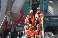 Fortsatt satsning på koldioxidneutral tillverkning av asfalt