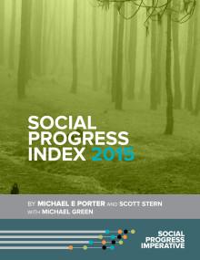 Social Progress Index 2015