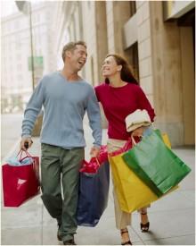In aumento gli acquisti di stranieri durante il periodo dei saldi