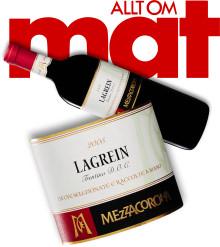 Mezzacorona Lagrein - Årets mest prisvärda röda vin