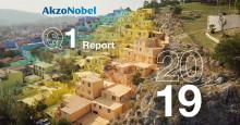 AkzoNobels Q1-resultat visar på framsteg mot 15/20-strategin