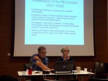 Forskningsstudier från Piteå kommun presenteras vid europeisk konferens
