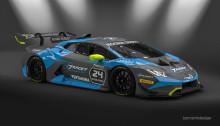 Simon Larsson klar för Lamborghini Super Trofeo 2018 med Target Competition