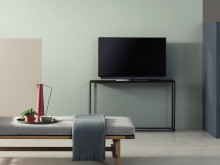New Loewe bild 3 series of OLED / LCD TV sets. Living Smart. Fits Everywhere.