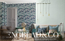 ​Arkiv Engblad – a piece of modern wallpaper history