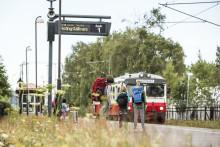 Rekordmånga resenärer på Inlandsbanan i sommar