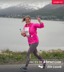 Faces of Norwegian: Elin Losvik