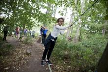 Bulltofta får besök av 4000 skolelever under Skogens dagar