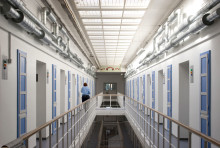 Arrestsektoren skal moderniseres