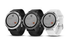 Prête à l'exploit: vívoactive® 3 avec la technologie Garmin Pay™