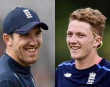 ​Bess and Overton called up to the England Test squad