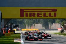 Pirelli återvänder hem till Italiens Grand Prix med hårda- och mediumdäck