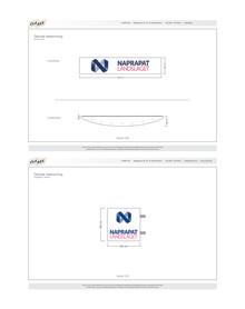 Naprapatlandslaget – Ny logotyp – Samma skyltkoncept