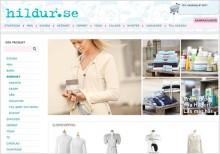 Hildur.se lanserar ny design och enklare snabbkassa