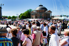 Karlskrona har haft en rekordsommar