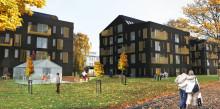 Wästbygg har vunnit markanvisningstävling i Varberg, bygger 63 hyresrätter