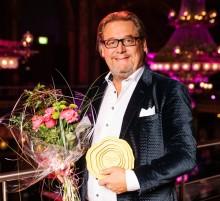 Magnus Greko, medgrundare av Opus, korad till Årets Grundare 2019