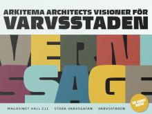 Arkitema Architects visioner för Varvsstadens framtid