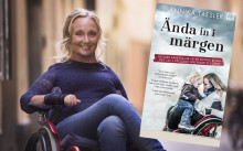 Högaktuell bok på Internationella funktionshinderdagen den 3 december