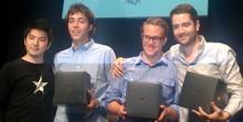 Berghs vinner pris i Cannes - årets framtidsskola