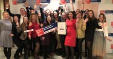 Sopra Steria er Norges beste arbeidsplass - for tredje år på rad