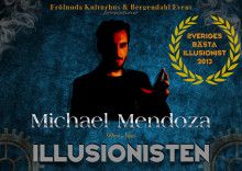 Den nya illusionisten - Michael Mendoza