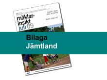 Jämtlands län: Stabil bostadsmarknad i Jämtlands län