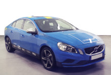 Volvo S60 Polestar i Hertz Fun Collection