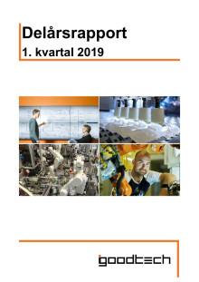 Kvartalsrapport Q1 2019