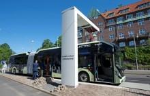 Volvo Ocean Race blir startskottet för eldrivna ledbussar i Göteborg