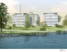 Lidingö får ny stadsdel med 1 000 bostäder
