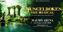 Djungelboken The Musical till Malmö Arena!