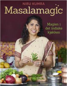 Masalamagic - magien i det indiske kjøkken med Cappelen Damm