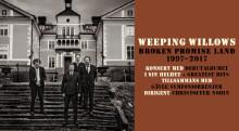 Extrakonsert med Weeping Willows i Ericsson Globe den 1 april