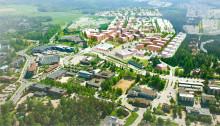 Avain Yhtiöt ja Senaatti-kiinteistöt sopimukseen tonttikaupoista – Tuusulan Rykmentinpuistoon rakentuu monimuotoisen asumisen kortteli