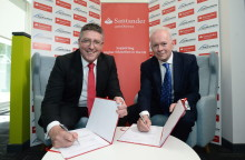 Northumbria University unveils its state-of-the-art Business Clinic in partnership with Santander